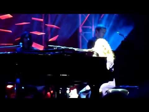 Regina Spektor - Us (Live in Caesarea, Israel, August 24th, 2013)