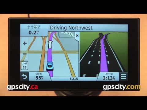 Garmin nuvi 2598LMT GPS, HD Traffic Updates, Case