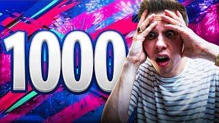 MECZ NUMER 1000! / FIFA 19 ULTIMATE TEAM PL
