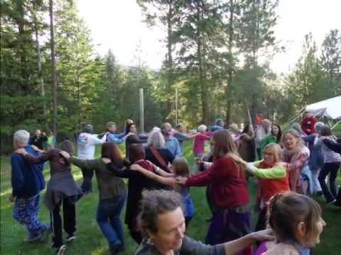 Wilderness Dance Camp 2