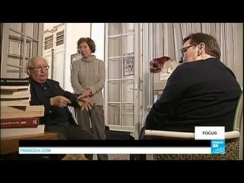 """""""Chasseurs de Nazis"""" Beate et Serge Klarsfeld : un couple qui a dédié sa vie à la traque des nazis"""