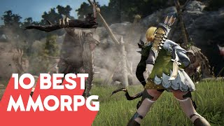Top 10 Best MMORPG Android 2020 Voted By Players