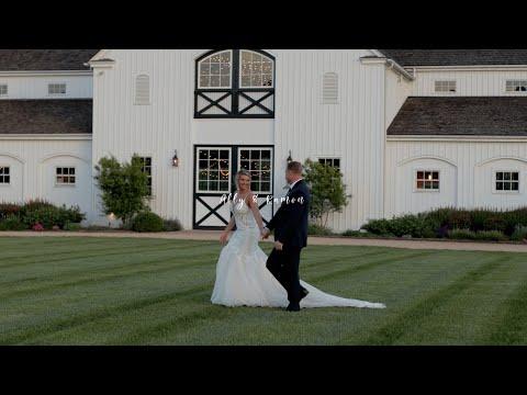 Ally & Ramon Wedding Highlight Teaser   Castle Hill Cider   Keswick, VA