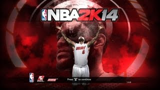 NBA 2K14 PS4 Miami Heat Highlights VS Thunder