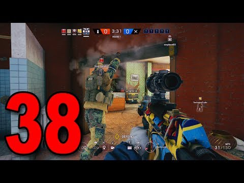 Rainbow Six Siege - Part 38 - I LOVE PLAYING DOC