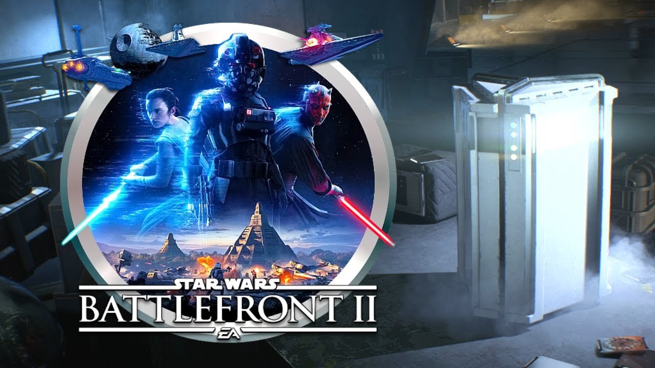 how to buy crates in battlefront 2