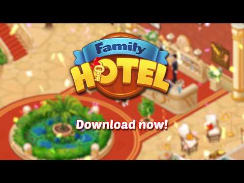 Family Hotel: Renovation For Pc - Download For Windows 7,10 and Mac