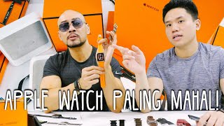 APPLE WATCH HARGA 30 JUTA?!  (Review Iphone Indonesia with Deddy Corbuzier)