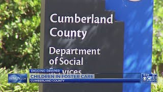Cumberland County works to handle increasing number of foster kids