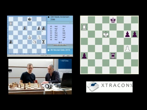 Xtracon Chess Open 2017 - Round 10 live commentary