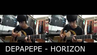 Gambar cover Depapepe - Horizon ( cover )