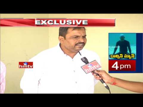 Inturi Ravikiran Face to Face Over His Arrest   Political Punch Website Controversy   HMTV