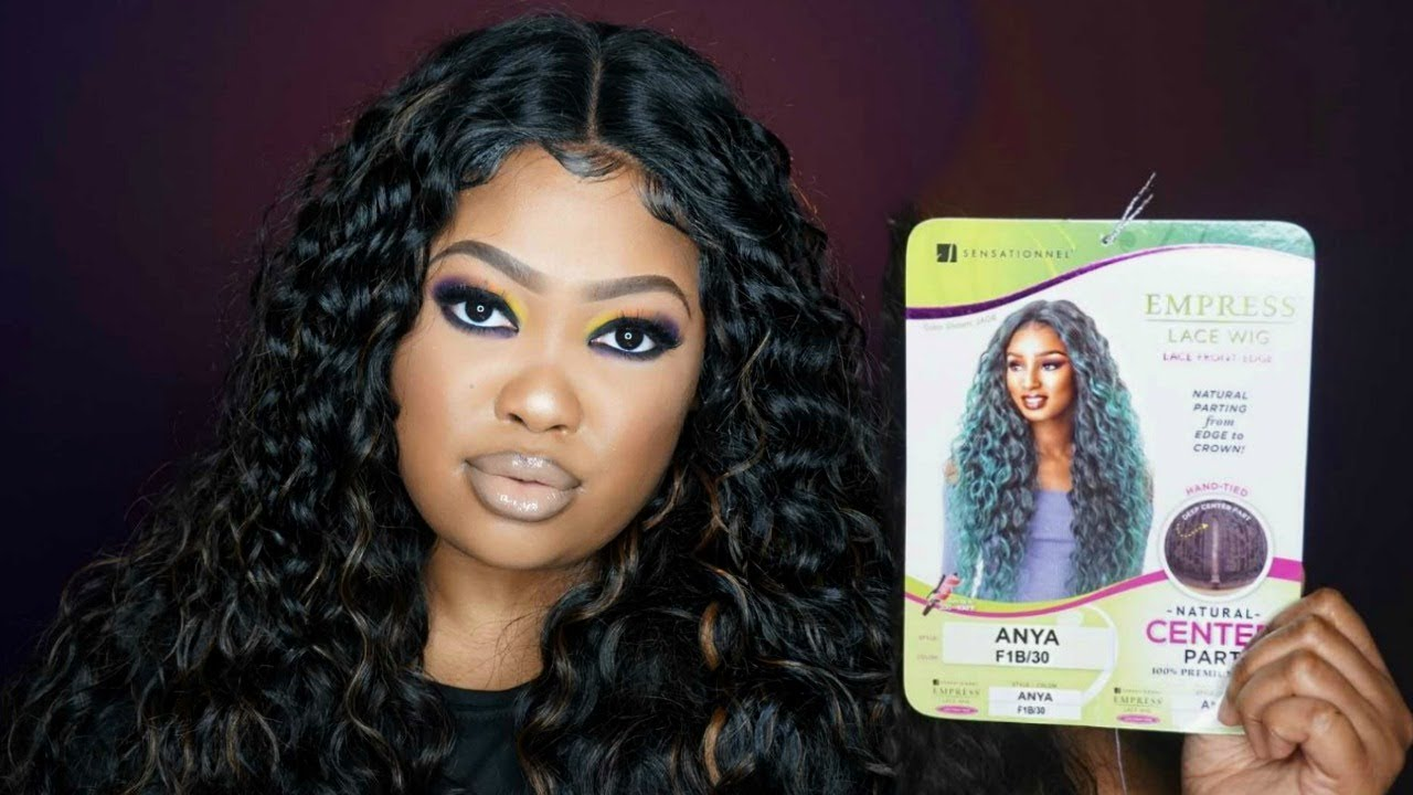 Amazon Prime Sensationnel Empress Lace Front Wig Anya