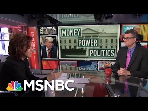 U.S. Trade Deficit Soars To Record Level | Velshi & Ruhle | MSNBC