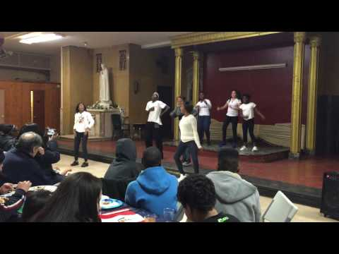 Brooklyn Jesuit Prep Step Performance