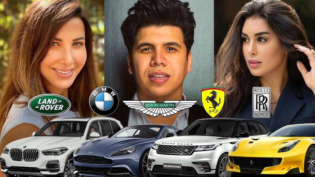 صورة فيديو : سيارات مشاهير العرب – تعرف علي سيارتهم الاغلي في العالم !! الجزء الثاني