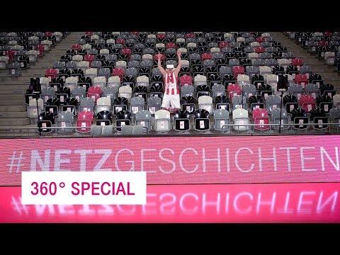 Social Media Post: 360 Grad im Sport - Netzgeschichten 360 Grad Special