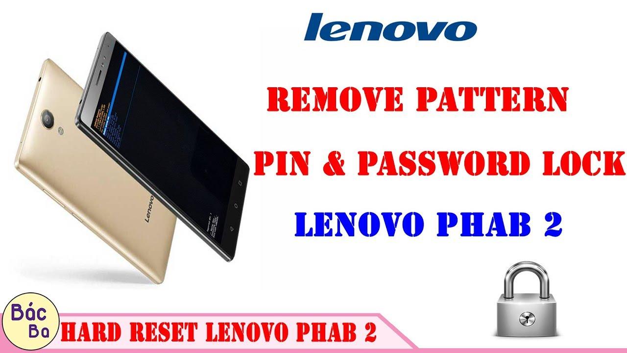 Lenovo phab2 pro pb2pro pb2 690n android root - updated