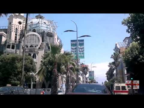 Batumi ბათუმი Georgian | HD 1080p | Batumi Travel | 2015