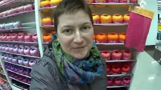 семеновская фабрика пряжи.  Краткий обзор  покупки март 2019г