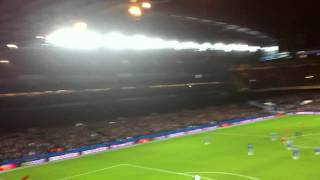 Chelsea vs Liverpool 0 - 2 - Maxi Goal Celebration and Song