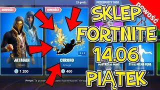 FORTNITE 14.06 STORE-NEW SKINS Samum, Jatagan, emblem, Chrono, master poppies, full Life goose