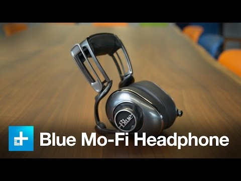 Blue Microphones Mo-Fi headphones - First look