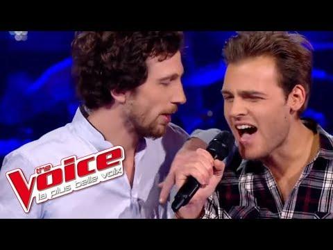 Charlie Winston – Like a Hobo   Igit VS Charlie   The Voice France 2014   Battle