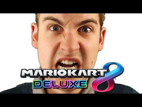 SEP RAGE 🎮 Mario Kart 8 Deluxe #96