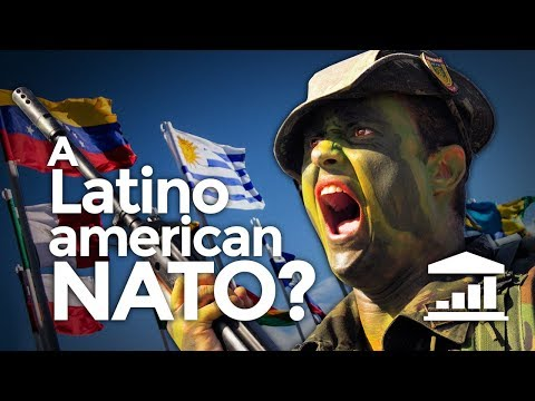 A Latin American NATO? - VisualPolitik EN