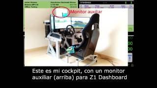 Mi configuración y uso de Z1 Dashboard 4 7