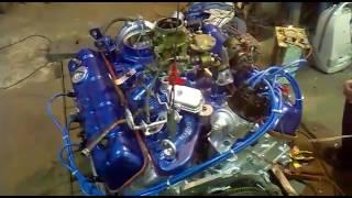 Кап.ремонт двигателя ГАЗ-53.(1)