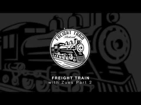 Freight Train Podcast - Zeus of Keystone Studios Nashville, TN - Episode 10