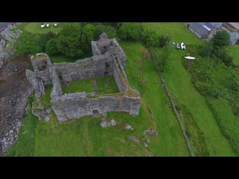 Castle Sween  Argyll Scotland