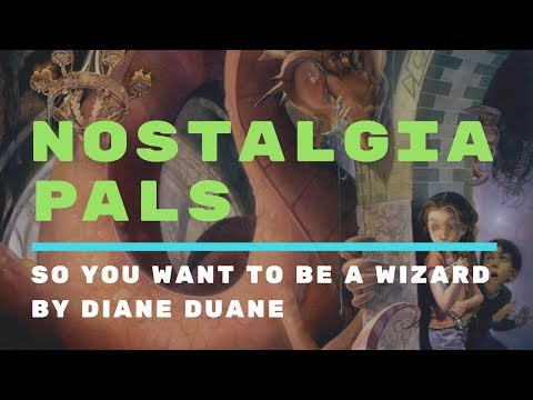 Nostalgia Pals :: So You Want to Be a  Wizard