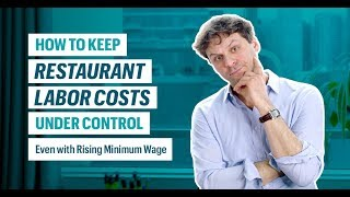 How to keep restaurant labor costs under control