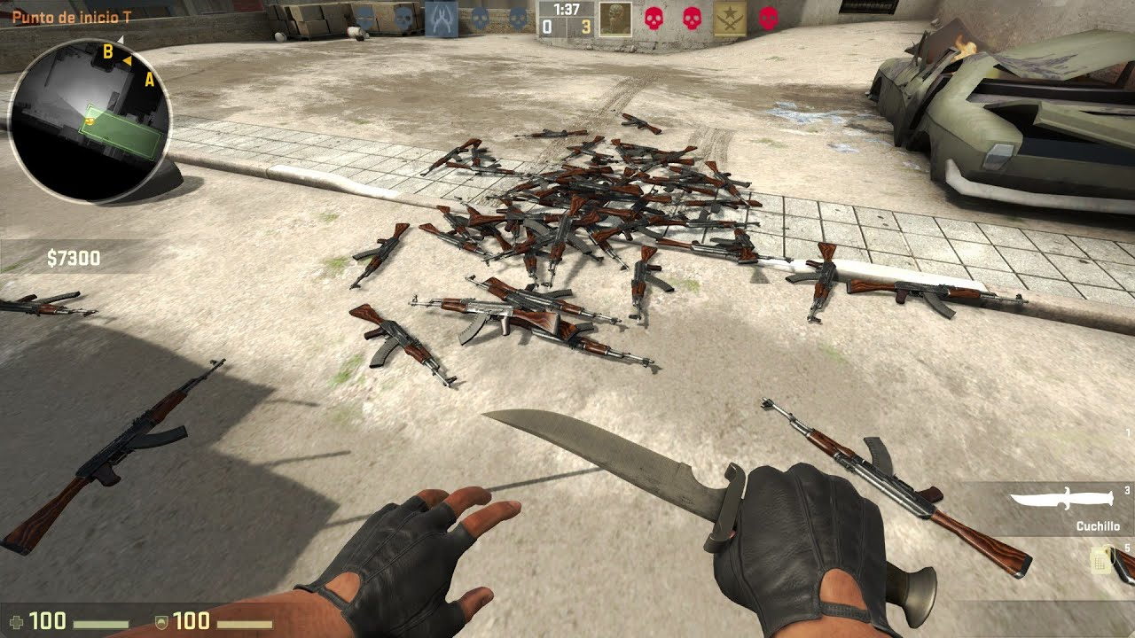 Give weapons csgo top csgo free skins