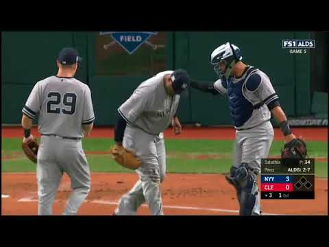 2017 ALDS Game 5 - New York Yankees at Cleveland Indians in 30 Minutes