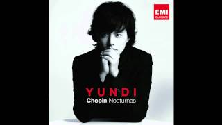 Yundi Li  plays Chopin Nocturne Op. 15 No. 3 in G minor