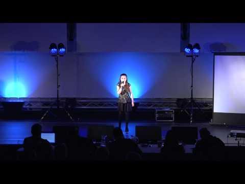 DEFYING GRAVITY – IDINA MENZEL performed by MIRIAM at TeenStar singing contest