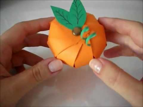 Halloween diy zucca 3d everywherelove youtube - Modelli di colorazione per bambini ...
