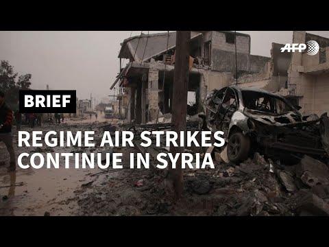 Aftermath of regime