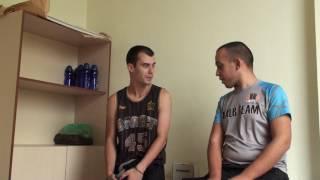 НАЛБ: Видео интервю с Марио Александров, Кучетата от Младост