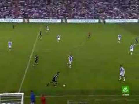 Real Valladolid - Real Madrid (1-1) 4º J - 07-08