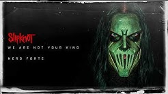 Slipknot - Nero Forte (Audio)