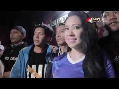 Aksi Freestyle ala Raquel Benetti di Lapangan Persikasi - Bekasi