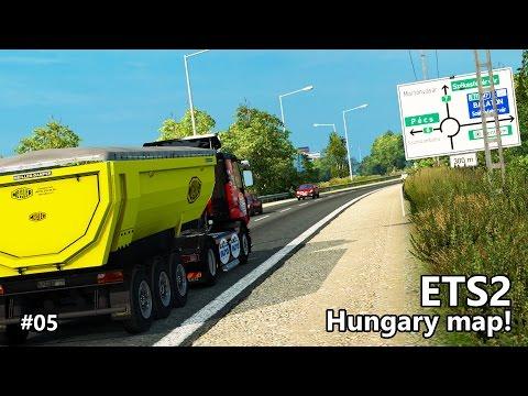 ETS2 #05 - Renault Premium Reworked & Meiller Kipper mods - Wheelcam