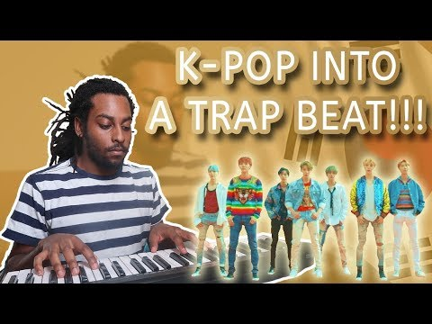 Turning a K-Pop Song into a Trap Banger!!! 🔥 (If BTS - DNA was a Trap Banger)