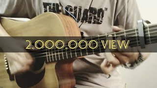 ไม่เคย 25hours  [Fingerstyle Arr.BY TNO]