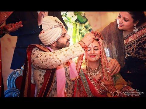Vivek Dahiya Makes Me Feel Like A Princess: DIVYANKA TRIPATHI Exclusive Interview on her Wedding